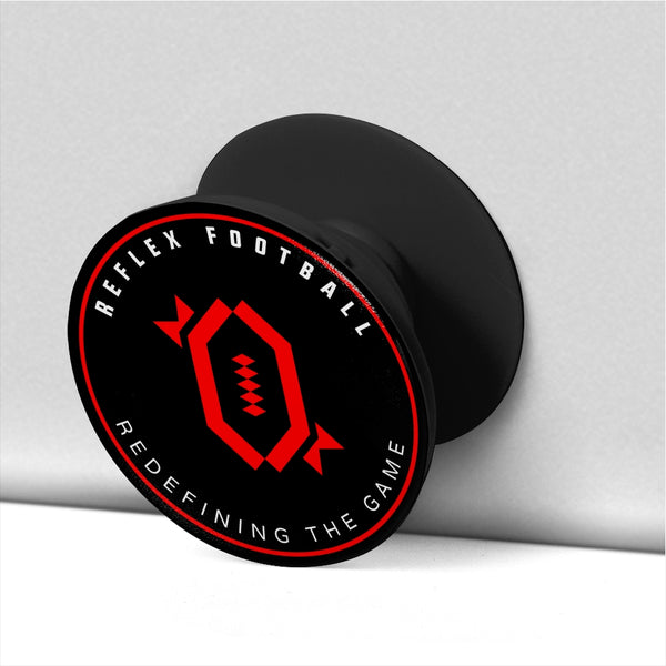 RFB Classic Essentials Pop Socket (Black/Red)