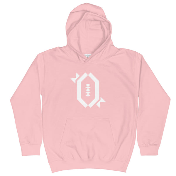 RFB Cotton Candy Classic Youth Hoodie (Pink)