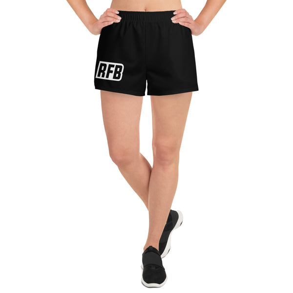 RFB Essentials Women's Sport Shorts (Black)