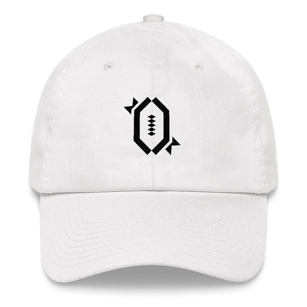 RFB Limited Dad Hat (White)