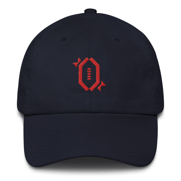 RFB Patriot Classic Dad Hat (Navy)