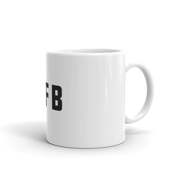 RFB Ultimate Mug (White/Black)