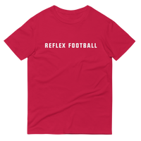 Reflex Football Premium T-Shirt (Red)