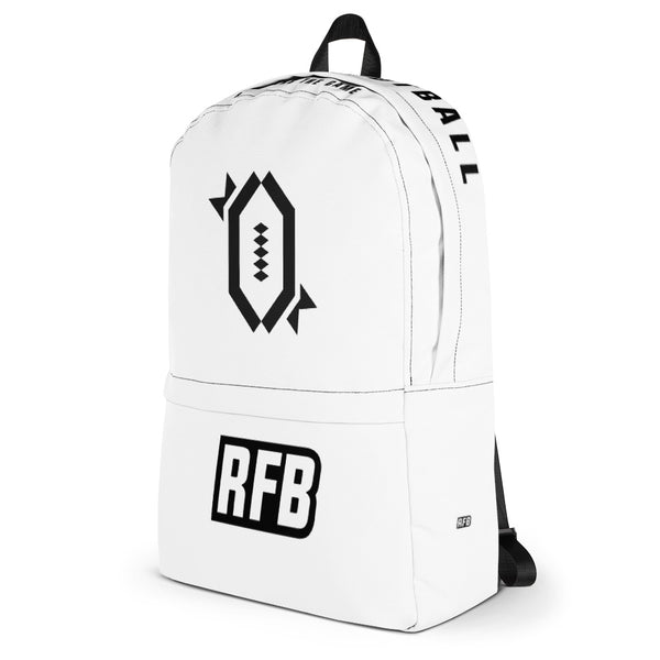 RFB Performance Backpack (White)