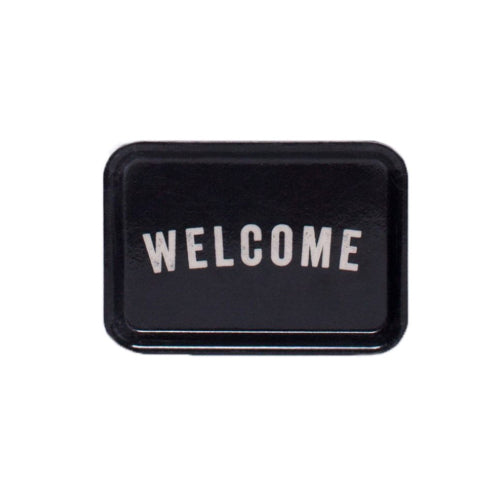 Welcome Tray