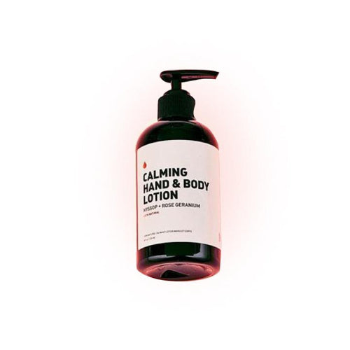 Calming Hand & Body Lotion