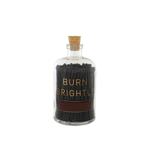 Burn Lightly Jar of Matches