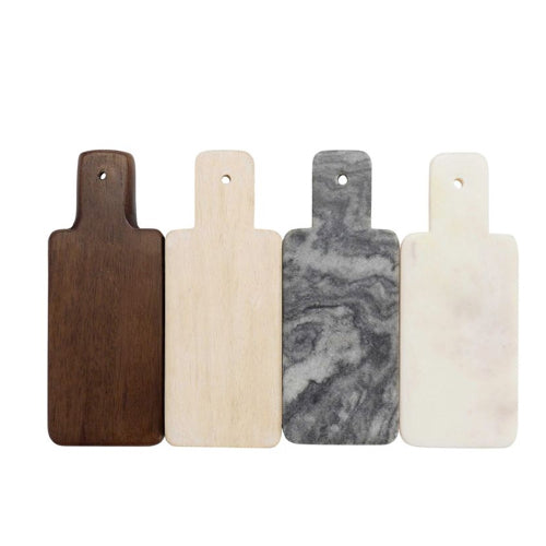Set of 4 Mini Cheese Boards by Floor 9