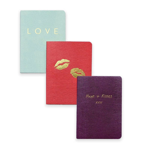 Pocket Softcover notebooks