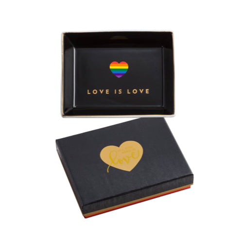 Rosanna Love is Love Trinket Tray