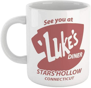 Maroon Tazza Ci Vediamo da Luke - Mug del Ispirata alla Serie TV gilmor - Choose ur Color Cuc shop