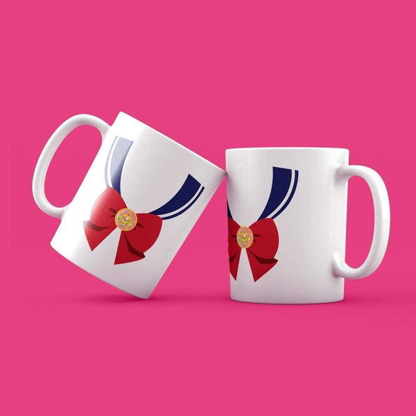 Tazza Divisa Sailor Mug sulle guerriere Sailor - Moon Luna - Choose ur Color - CUC #chooseurcolor