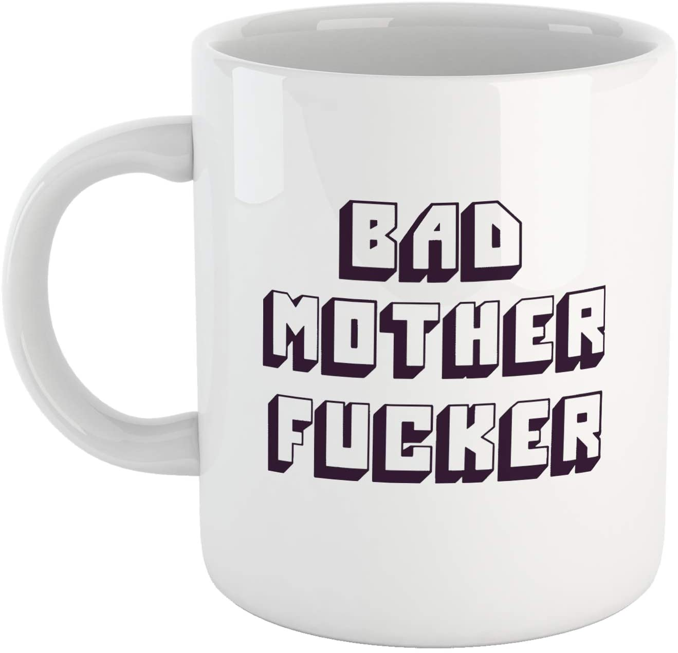 Tazza Bad Mother FuXker - Pulp Fiction - Choose ur Color