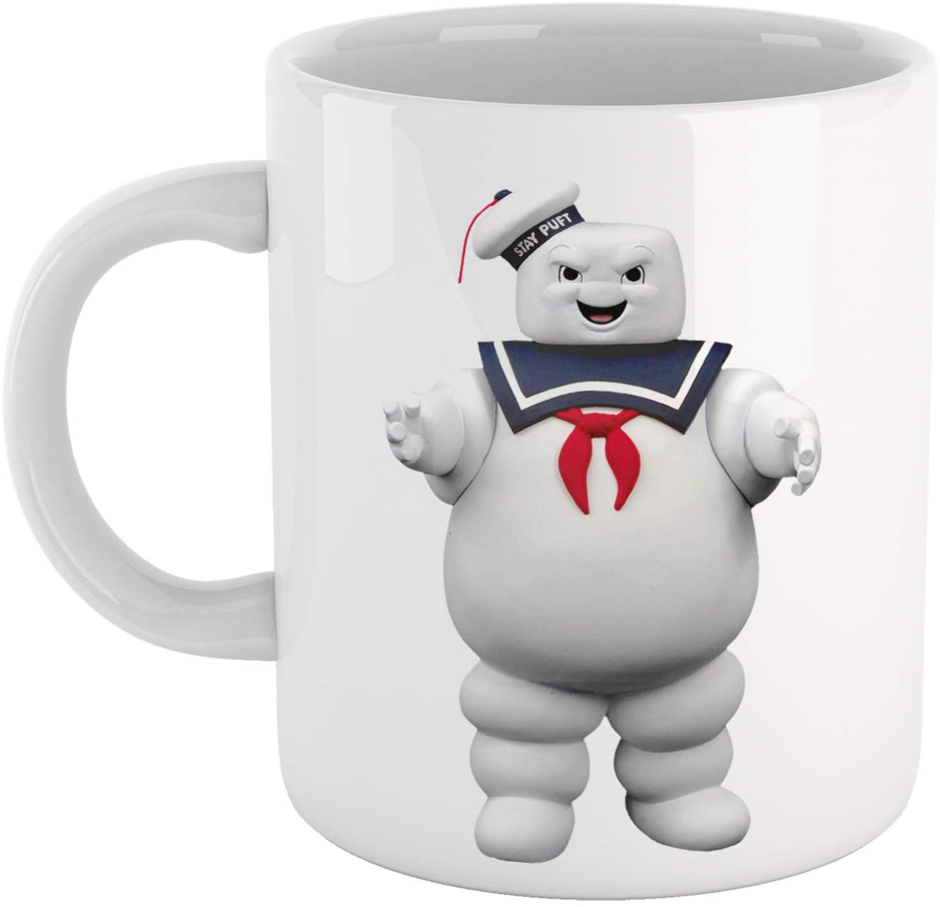 Tazza Stay Puff Ghostbusters - Marshmallow - Choose ur Color - CUC #chooseurcolor