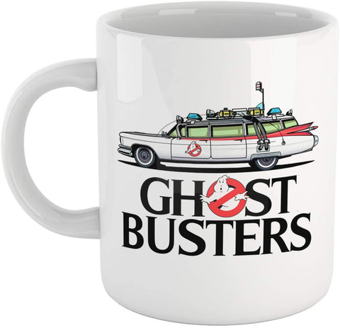 Tazza Ghostbusters Famous Cars - Film Cult Anni 90 - acchiappa Fantasmi - Choose ur Color - CUC #chooseurcolor