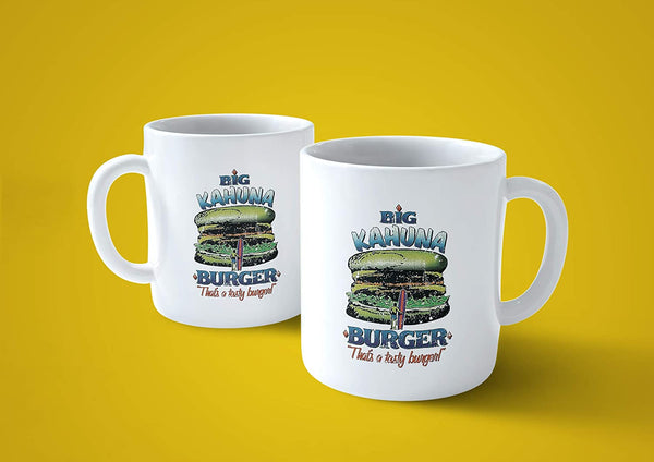 Tazza Big Kahuna Burger - Pulp Fiction - Choose Ur Color