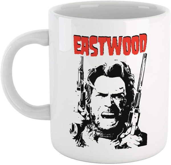 Tazza Clint Eastwood - Mug sull'attore di Film Western - Choose Ur Color - CUC #chooseurcolor
