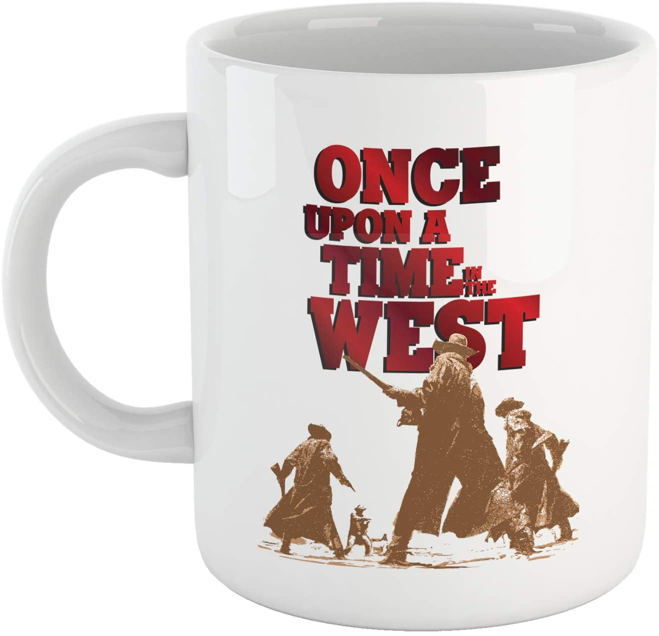 Tazza Once Upon a Time in The West - C'era Una Volta Il West - Choose ur Color - CUC #chooseurcolor