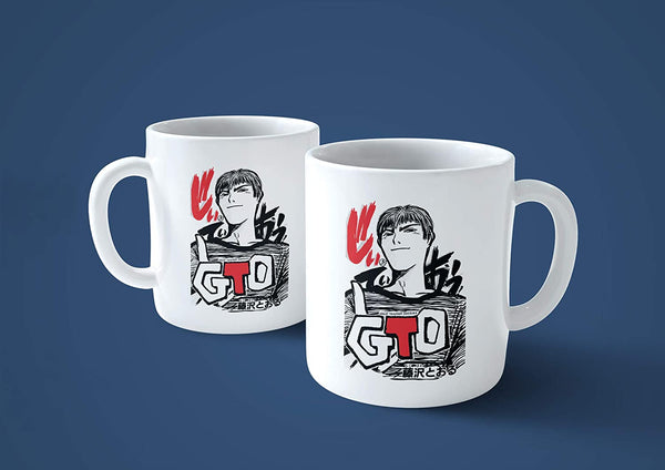 Lavender Tazza GTO - Mug Ispirata all' Anime Great Teacher Onizuka - Choose Ur Color Cuc shop