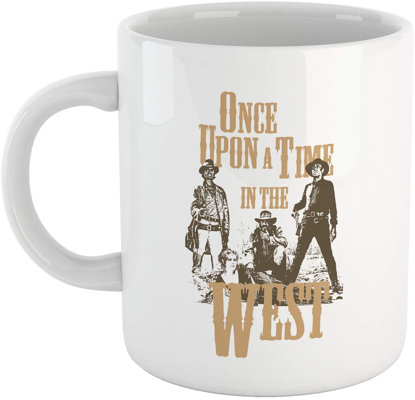 Tazza Once Upon a Time in The West - C'era Una Volta Il West - Film Western - Choose ur Color - CUC #chooseurcolor