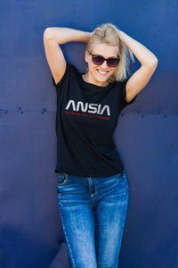 T-Shirt Ansia Nasa - Xanax Lexotan Rivotril - Grafica divertente - Choose Ur Color