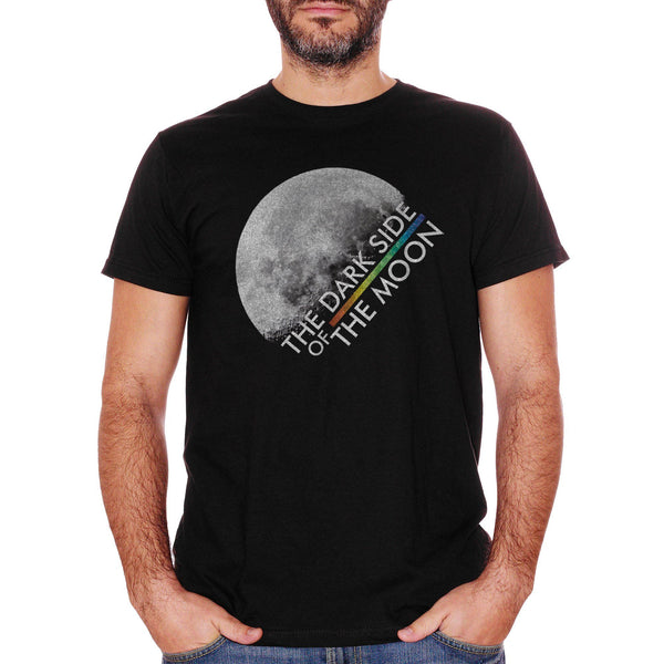 T-Shirt The Dark Side Of The Moon Pink Floyd Music Album - MUSIC