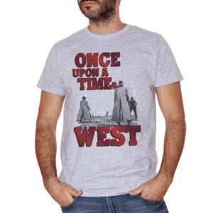 T-Shirt Once Upon A Time In The West C'Era Una Volta Il West - FILM