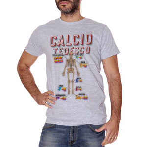Gray T-Shirt Calcio Tedesco - SPORT CucShop