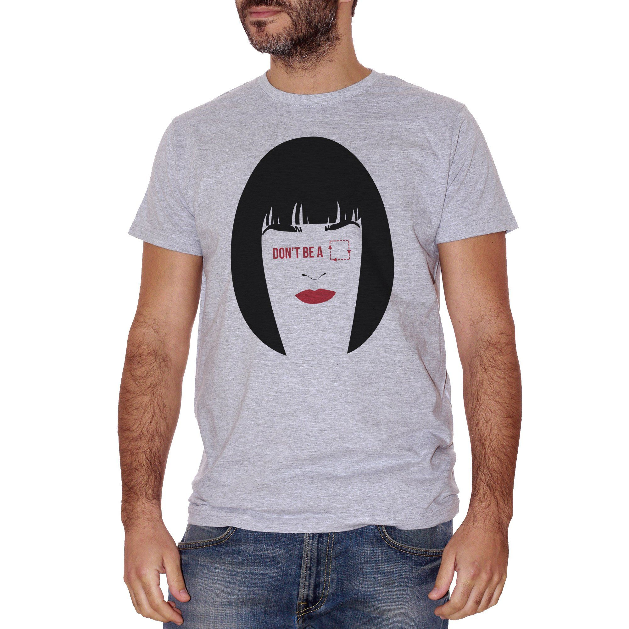 T-Shirt Pulp Fiction Quotes Mia Wallace - FILM
