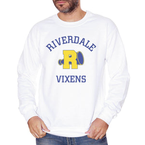 Felpa Girocollo Riverdale-Cheerleader-Vixens - FILM