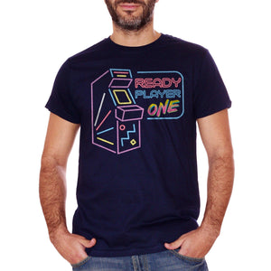 T-Shirt Ready-Player-One-Arcade-Game - FILM