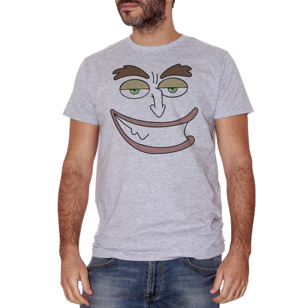 T-Shirt Hormone Monster Maurice Face Smile Big Mouth - FILM