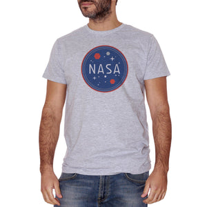 Gray T-Shirt Nasa - FAMOSI CucShop