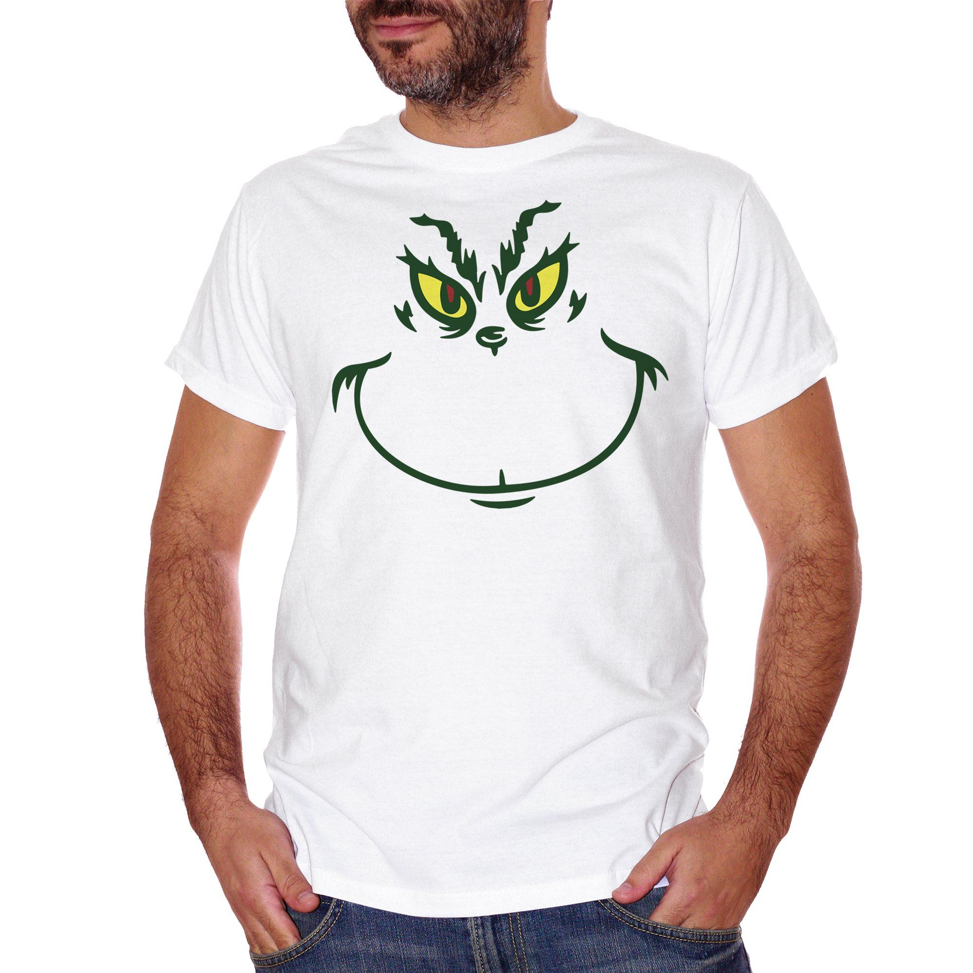 T-Shirt Grinch Grinchmas - FILM - CUC #chooseurcolor
