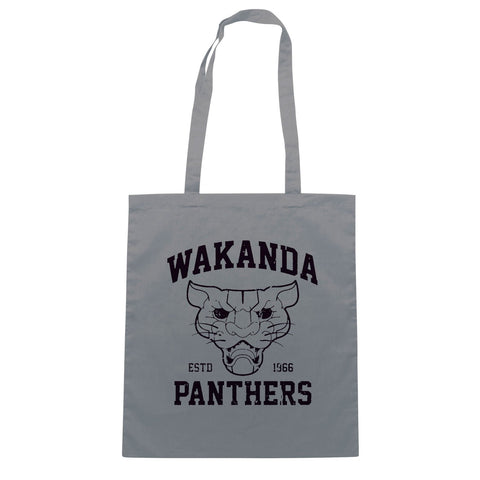 Borsa Wakanda Panthers Black Panther Sport - Grigio - SPORT - CUC #chooseurcolor