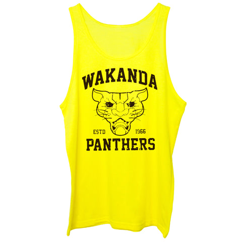 Canotta Wakanda Panthers Black Panther Sport - SPORT - CUC #chooseurcolor