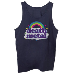 Canotta Death Metal Rainbow - MUSIC - CUC #chooseurcolor