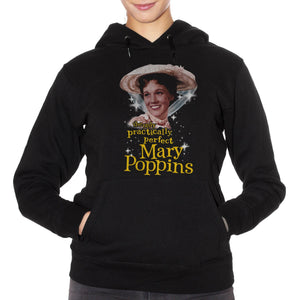 Felpa Mary Poppins Practically Perfect Vintage - FILM