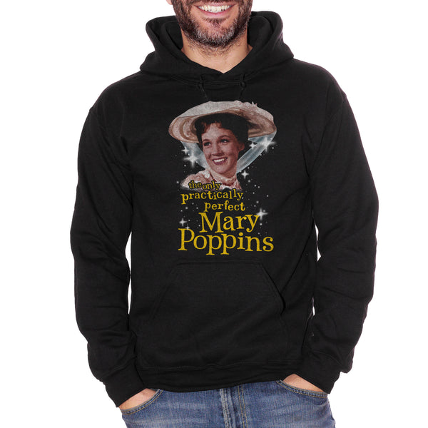 Felpa Mary Poppins Practically Perfect Vintage - FILM - CUC #chooseurcolor