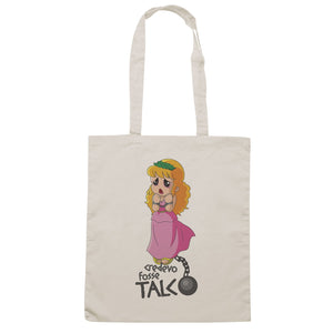 Borsa Pollon Credevo Fosse Talco Cartoon - Sand - SPORT - CUC #chooseurcolor