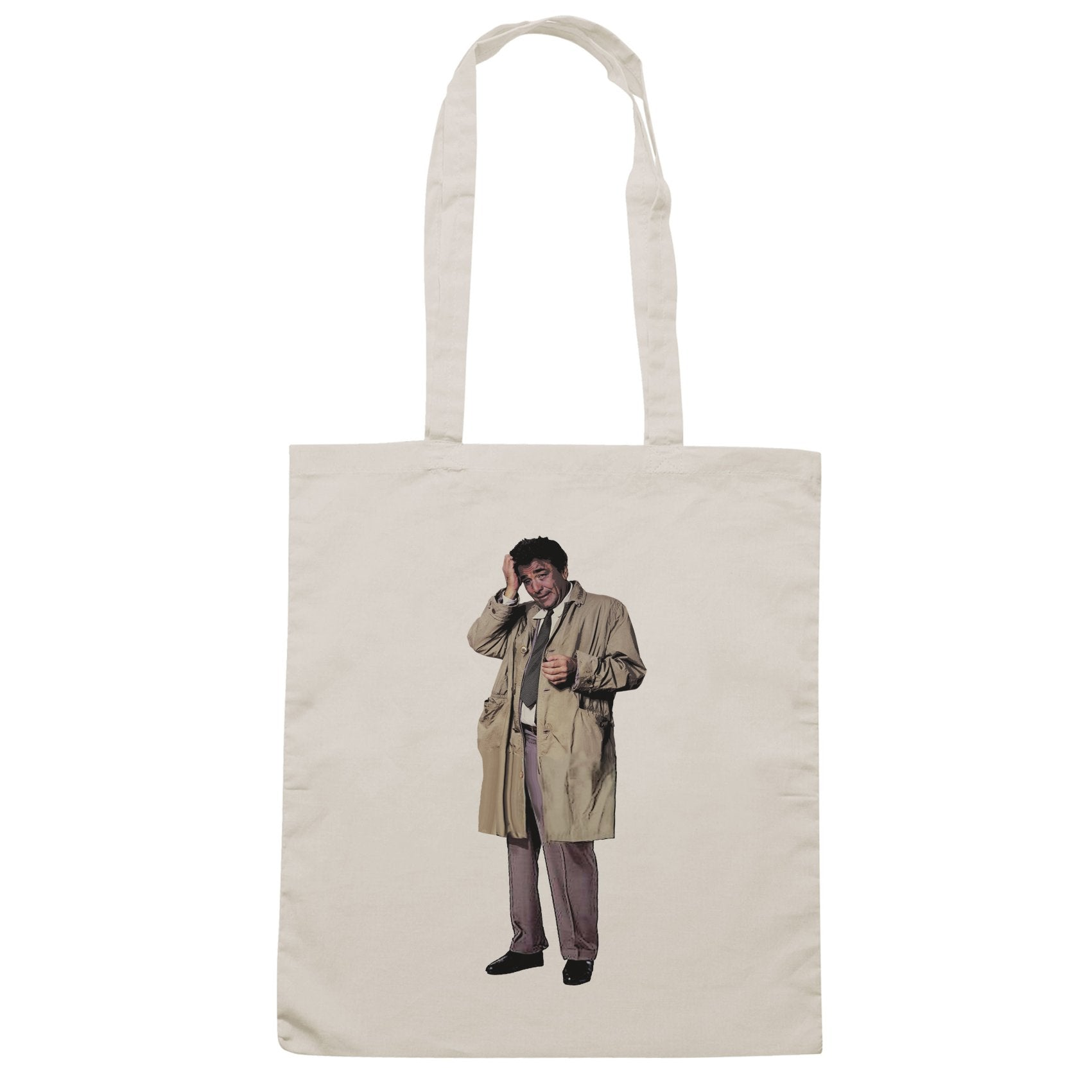 Borsa Columbo Tenente Colombo - Sand - FILM - CUC #chooseurcolor