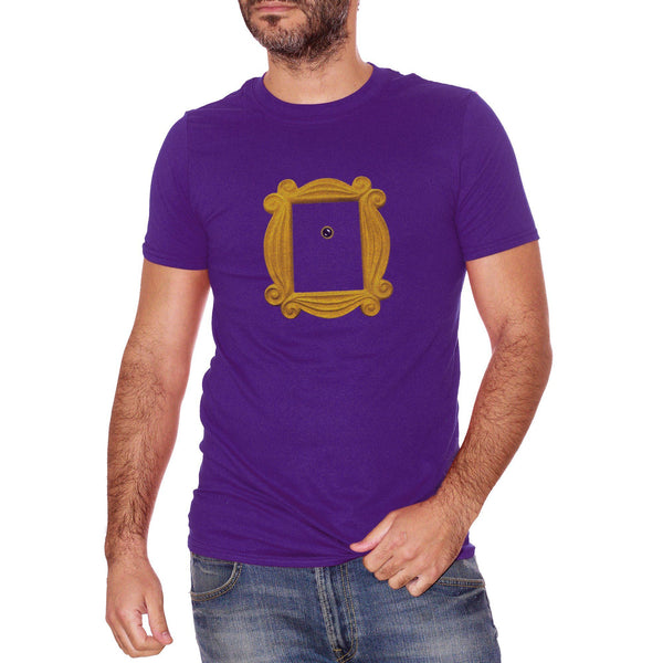 T-Shirt Friends Porta Spioncino Peephole Serie - FILM - CUC #chooseurcolor