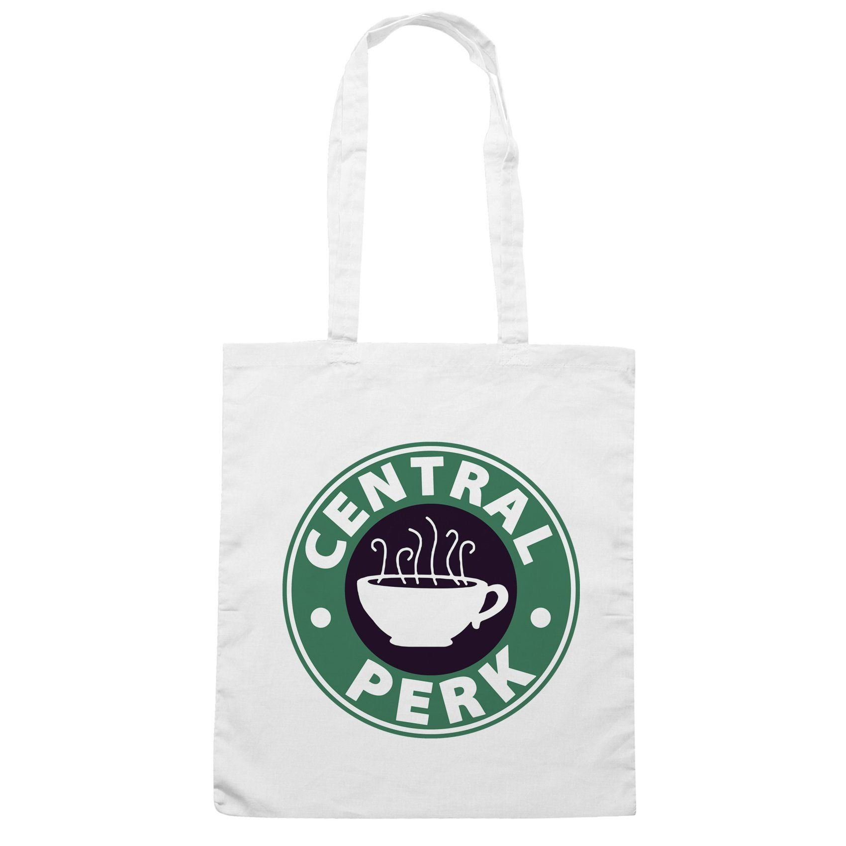 Lavender Borsa Central Perk Friends Coffee Serie - Sand - FILM CucShop