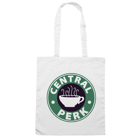 Borsa Central Perk Friends Coffee Serie - Sand - FILM