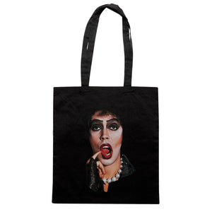 Borsa The Rocky Horror Picture Show Frank N Furter - Nera - FILM - CUC #chooseurcolor