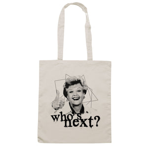 Borsa Jessica Fletcher Whos Next Angela Lansbury Signora In Giallo Murder She Wrote - Sand - FILM - CUC #chooseurcolor