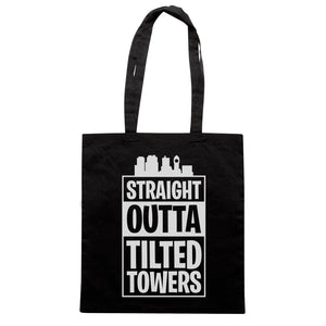 Borsa Straight Outta Tilted Towers - Nera - SOCIAL