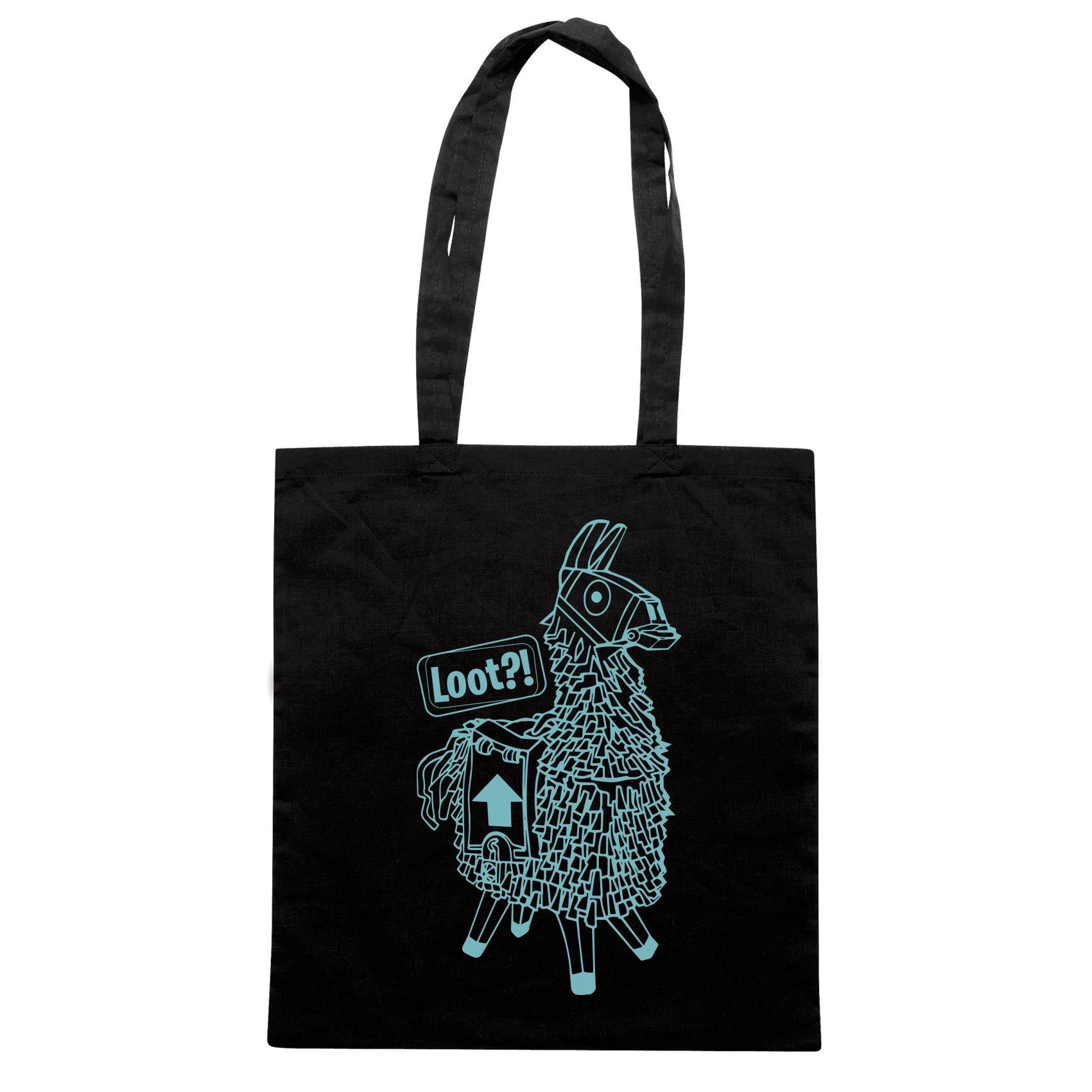 Borsa Llama Loot Play Game Videogame - Nera - GAMES - CUC #chooseurcolor