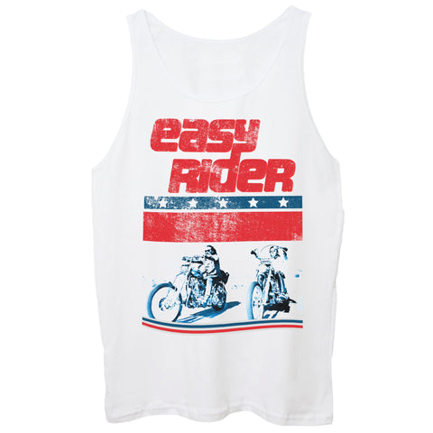 Canotta Easy Rider Road Movie Motorcycle Biker Gang - FILM