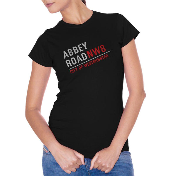 T-Shirt Abbey Road Beatles - MUSIC Choose ur color - CUC #chooseurcolor